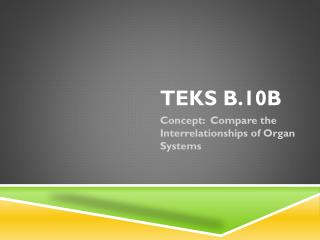 TEKS B.10B