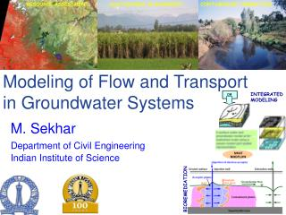 Modeling of Flow and Transport in Groundwater Systems
