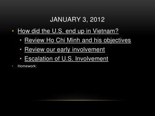 January 3, 2012