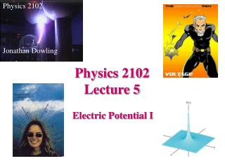 Physics 2102  Lecture 5