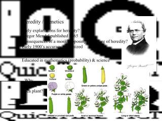 Heredity / Genetics