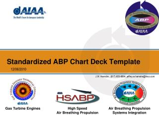 Standardized ABP Chart Deck Template
