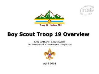 Boy Scout Troop 19 Overview