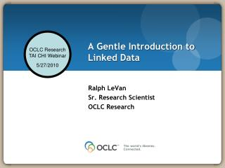 A Gentle Introduction to Linked Data