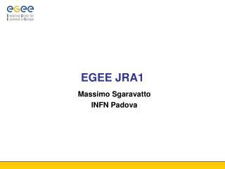 EGEE JRA1