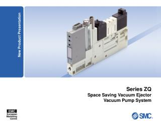 Series ZQ Space Saving Vacuum Ejector Vacuum Pump System