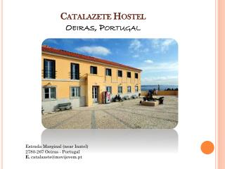 Catalazete  Hostel Oeiras , Portugal