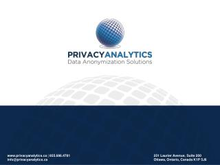 Privacy  Analytics