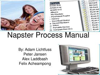 Napster Presentation