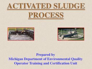 ACTIVATED SLUDGE PROCESS