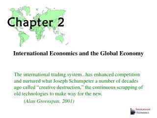 International Economics and the Global Economy