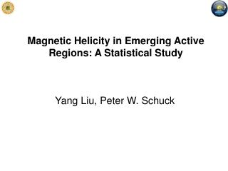 Magnetic Helicity in Emerging Active Regions: A Statistical Study