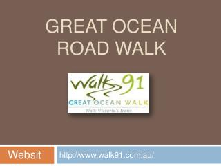 Great Ocean Walk & Great Ocean Walking Tours