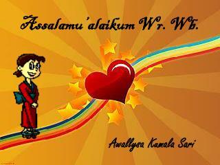 Assalamu'alaikum Wr .  Wb .