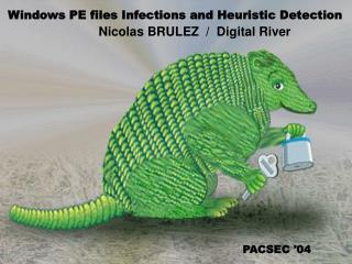 Windows PE files Infections and Heuristic Detection