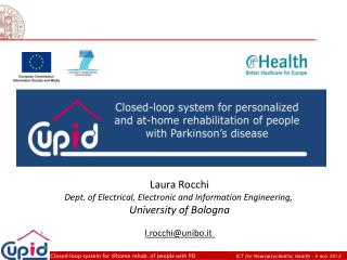 Laura Rocchi Dept. of Electrical, Electronic and Information Engineering,  University of Bologna