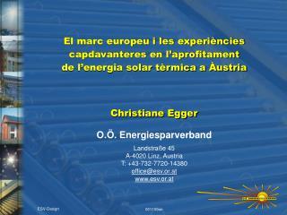 Christiane Egger
