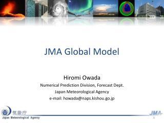 JMA Global Model