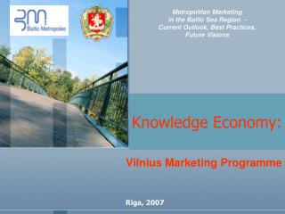 Knowledge Economy: