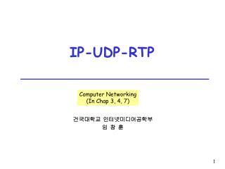 IP-UDP-RTP