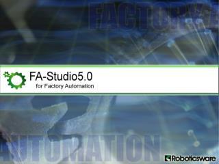 FA-Studio のご紹介