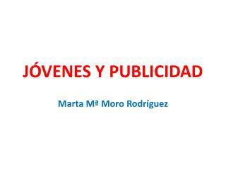 J�VENES Y PUBLICIDAD