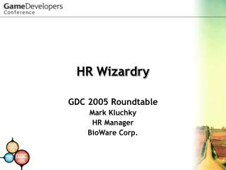 HR Wizardry