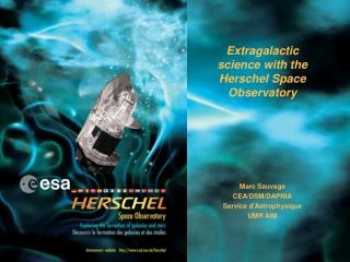Extragalactic science with the Herschel Space Observatory