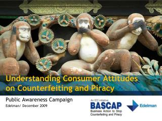 Understanding Consumer Attitudes on Counterfeiting and Piracy