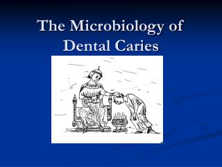 The Microbiology of  Dental Caries