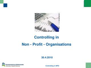 Controlling in  Non  - Profit - Organisations