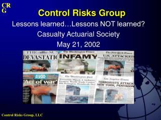 Control Risks Group
