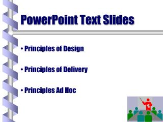 PowerPoint Text Slides