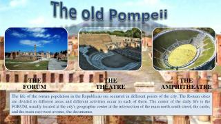 The  old  Pompeii