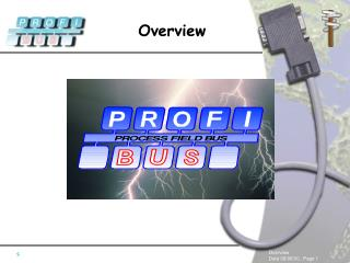 PROFIBUS Expert Talk Chapter 1 - Overview Chapter 2 - Bus Physics & Wiring