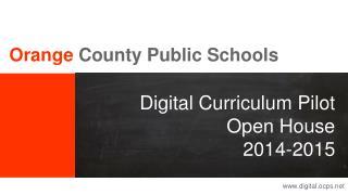 Orange  County Public Schools