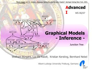 Graphical Models - Inference -