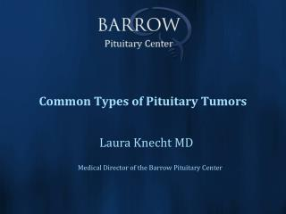 Common Types of Pituitary Tumors