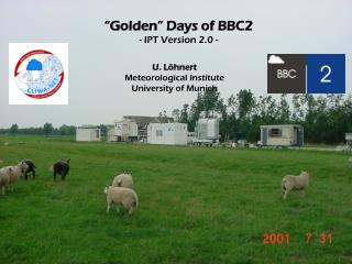 """Golden"" Days of BBC2 - IPT Version 2.0 -"
