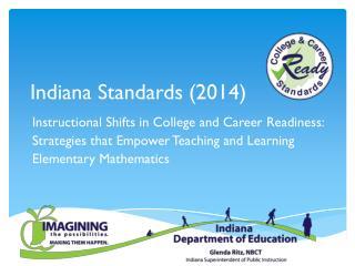 Indiana Standards (2014)