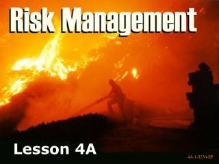 Lesson 4A