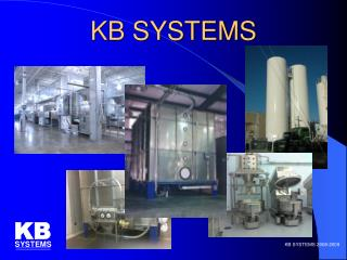 KB SYSTEMS
