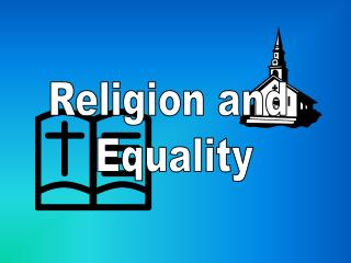 Religion and  Equality