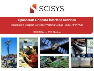 Spacecraft Onboard Interface Services