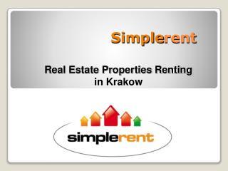 Simple rent