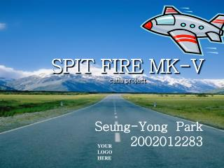 SPIT FIRE MK-V catia  project