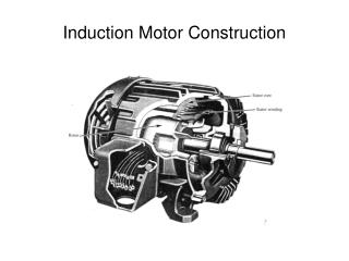 Induction Motor Construction