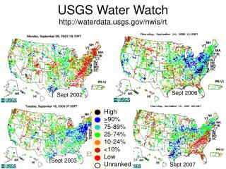 USGS Water Watch waterdatags/nwis/rt