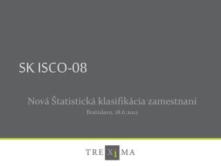 SK ISCO-08