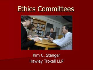 Ethics Committees
